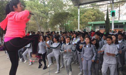 Activa Hidalgo a más de 100 mil personas en la Semana de Cultura Física