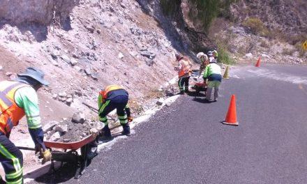Las carreteras de Hidalgo se encuentran listas para recibir a los turistas