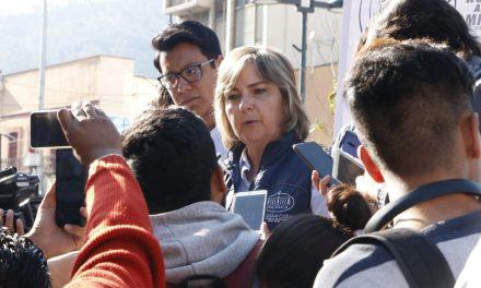 Tellería no firmará contrato para bacheo que promovieron regidores