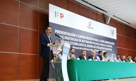Firma Omar Fayad declaratoria Hidalgo Seguro