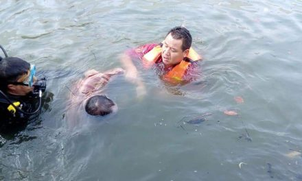 Mueren ahogadas dos personas en presa de Acatlán