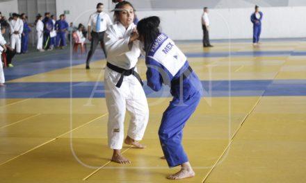 En acción Olvera y Castillo en campeonato Panamericano de Judo en Lima