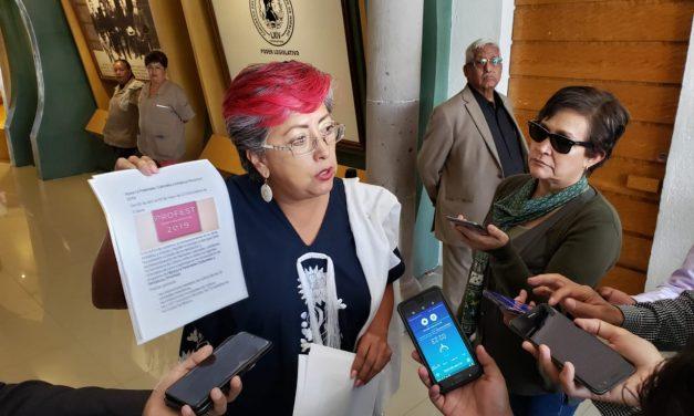 Critica Corina Martínez a la Secretaría de Cultura por organizar Festival de la Cerveza
