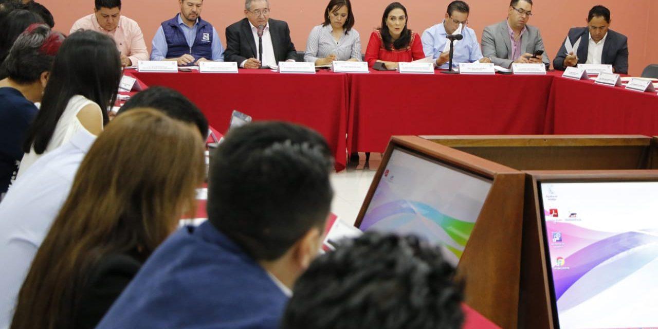 Continúan con diálogo sobre participación indígena en elecciones