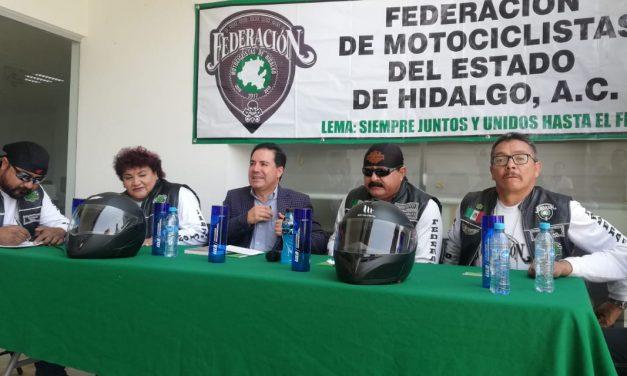 Acrobacias, música y gastronomía en Moto Fest Internacional Hidalgo 2019