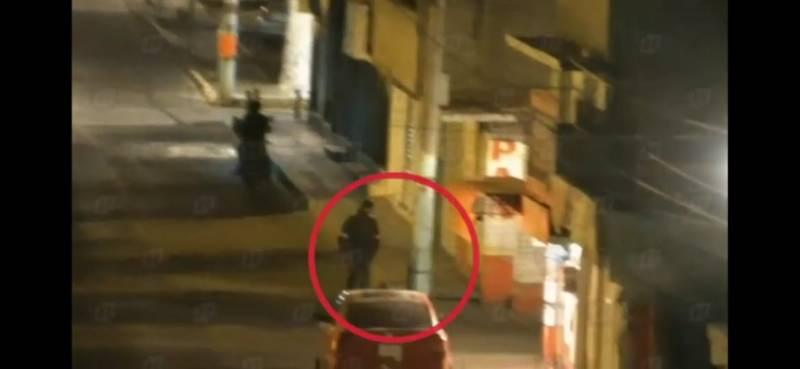 Detienen a dos en Tulancingo tras monitoreo de videovigilancia