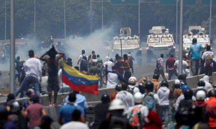 Enfrentamientos en Venezuela por Operación Libertad convocada por Guaidó