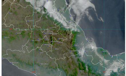 Habrá lluvia de ligera a moderada este martes en Hidalgo