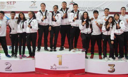 Isabel Ordóñez ganó el oro en judo en el Sistema Nacional de Competencias