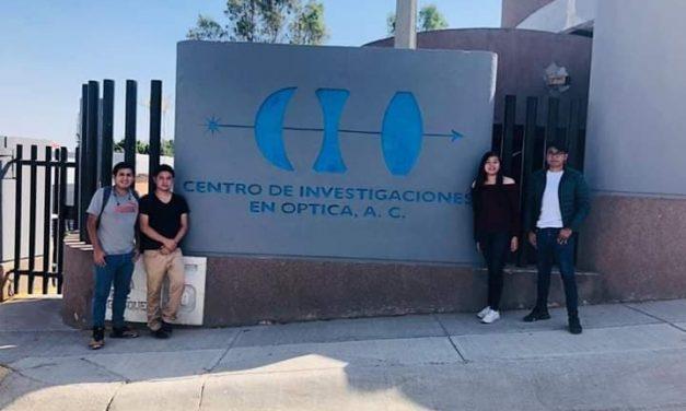 Estudiantes de la Utec desarrollan proyectos de investigación en el CIO