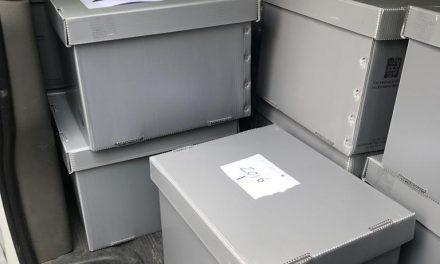 Entrega UAEH ante UIF 51 cajas de información financiera