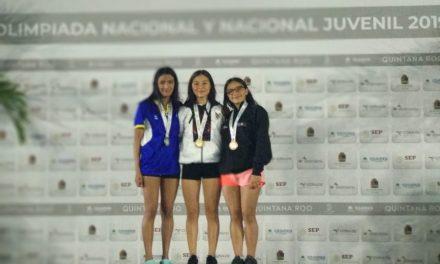 Natación, con más podios en Sistema Nacional de Competencias 2019
