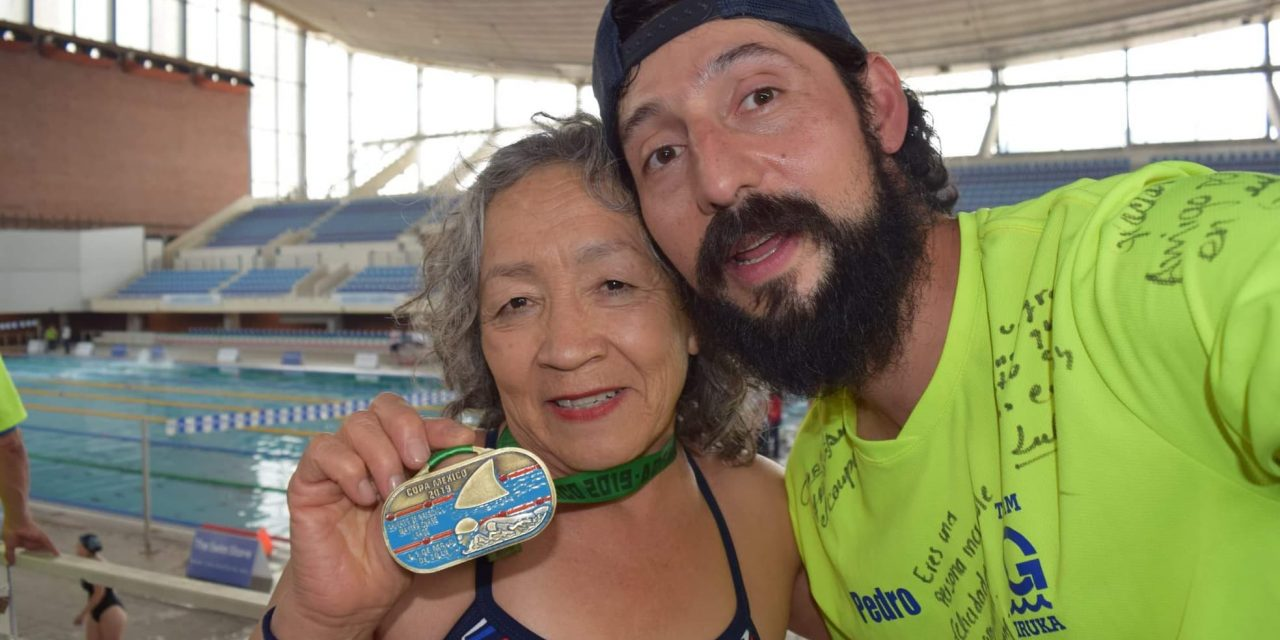 Un oro y dos bronces para natación hidalguense en Copa México 2019