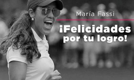 María Fassi se adjudicó el nacional de golf femenino en Estados Unidos
