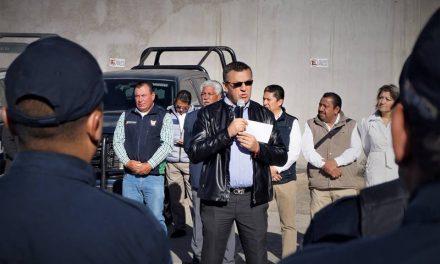 Alcalde de Tepeapulco asegura que se ha reducido la inseguridad en su municipio