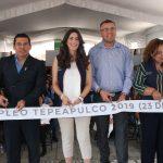 Ofertaron más de 800 empleos en Tepeapulco