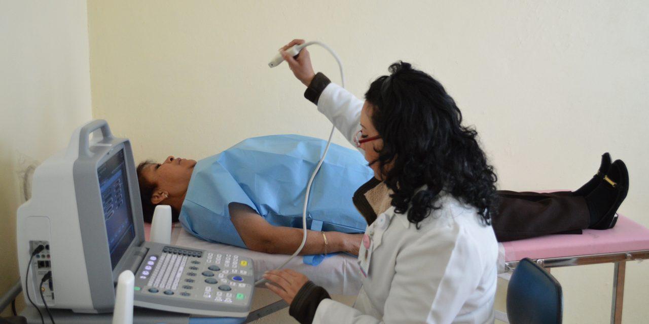 Villa de Tezontepec emprende acciones para prevenir cáncer de la Mujer