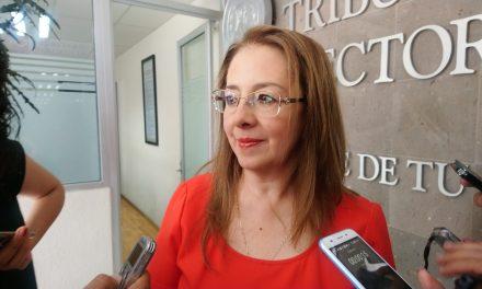 Magistrada del TEEH justifica inasistencias  a mesas de la reforma electoral