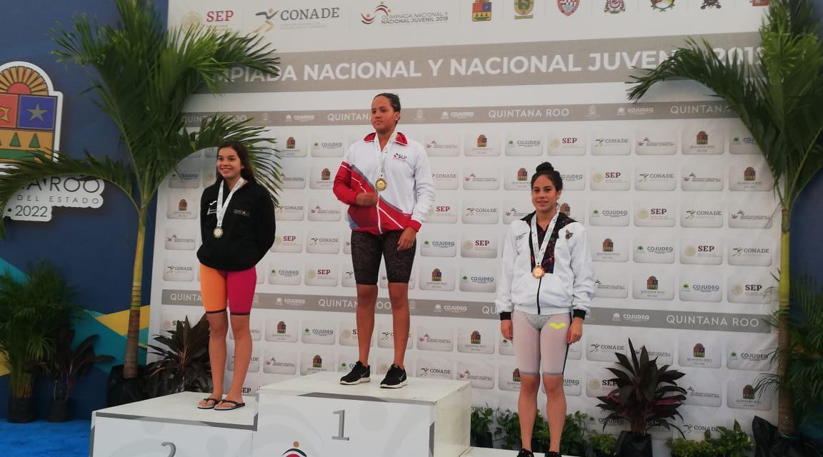 Hidalgo inició su participación en el Sistema Nacional de Competencias; cayó la primera medalla