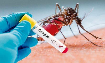 Alerta por incremento de casos de dengue