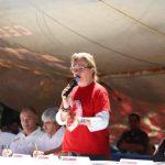 Secretaria de SEMARNAT presenta renuncia a AMLO