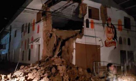 Terremoto de magnitud 7.5 sacude Perú