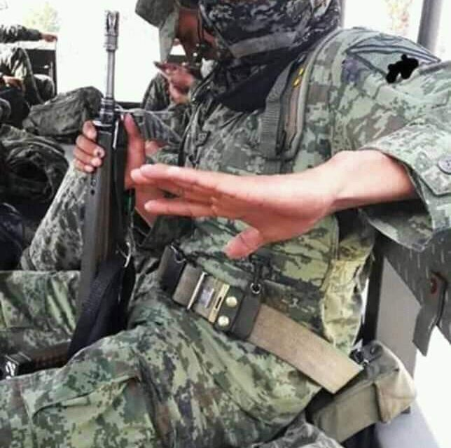 Retienen a militares en Guerrero como medida de presión al gobierno federal