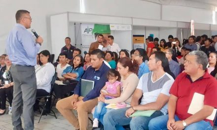 Gran afluencia a la Feria del Empleo Tepeapulco 2019