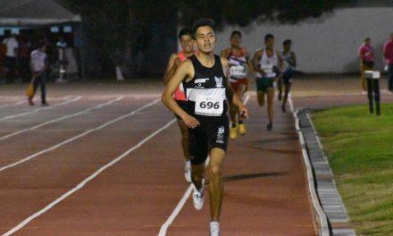 Cayó el quinto oro para Hidalgo en Olimpiada Nacional