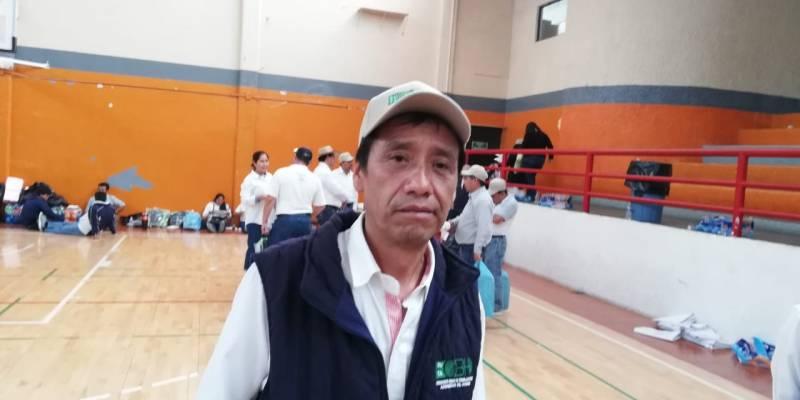 Integrantes del SUTACOBAEH exigen mejoras laborales