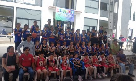 Surgen campeones rumbo a Olimpiada Nacional Federada de Basquetbol