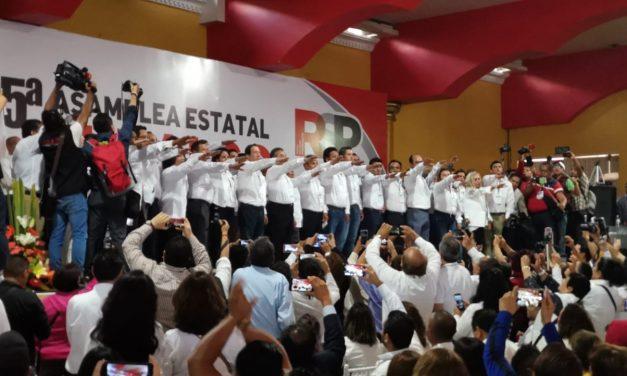 Redes Sociales Progresistas realizan asamblea con más de 3 mil afiliados