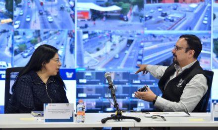 Gobiernos del Edoméx e Hidalgo interconectarán C5´s para reforzar seguridad