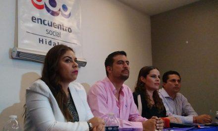Madeleine Montiel Sánchez dirigirá a Encuentro Social Hidalgo