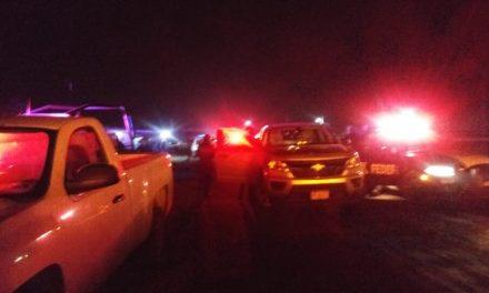 Policías lesionados en Tolcayuca se reportan estables