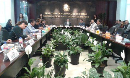 Ingresarán Nueva Alianza Hidalgo y Más por Hidalgo a Comisión Local de Vigilancia