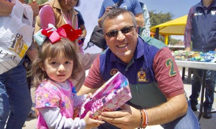 Alfonso Delgadillo Inaugura Parque recreativo en Tepeapulco