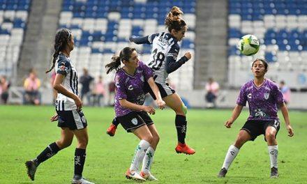 Rayadas eliminaron a Tuzas en semis de la Liga MX femenil