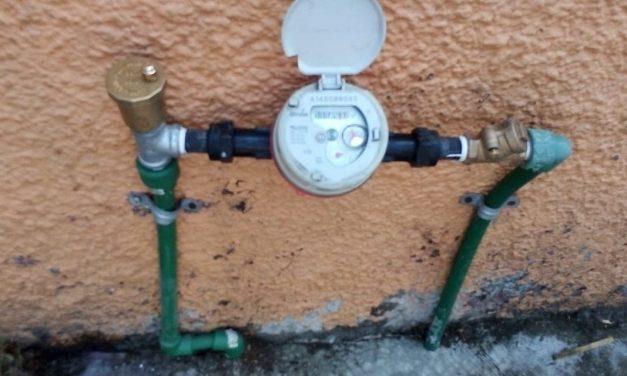 Sólo 24 % de la población de Tulancingo posee medidor de agua potable