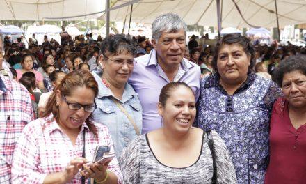 En Tizayuca celebran a más de 20 mil madres en distintas sedes