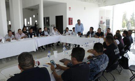 García Rojas, se pronuncia en contra de la corrupción