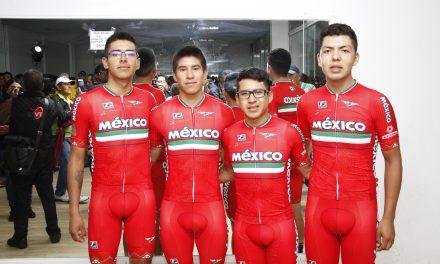 Hidalguenses, a escena en el Panamericano de Ciclismo de Ruta