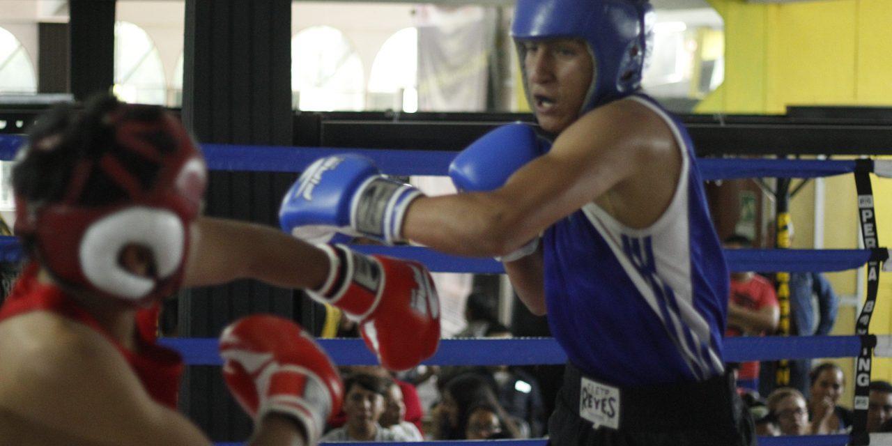 A escena el box hidalguense en Olimpiada Nacional y Nacional Juvenil 2019