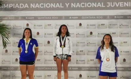 Cayó primer oro para Hidalgo en Sistema Nacional de Competencias
