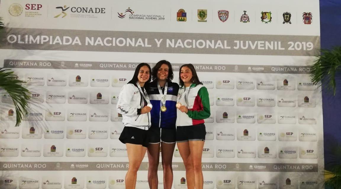 Natación cerró con 10 medallas en Sistema Nacional de Competencias 2019