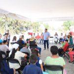 Inauguran obras en el municipio de Villa de Tezontepec