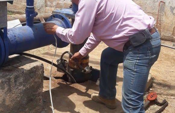 Reanudan servicio de agua potable en 28 colonias de Tulancingo