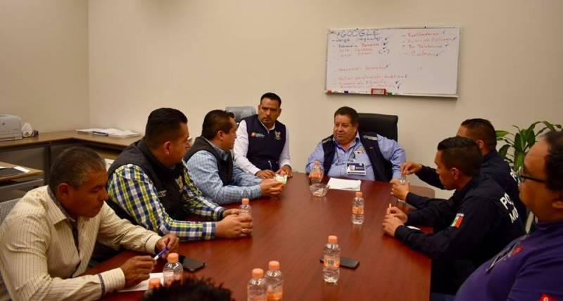 C5I Apoyará en acciones de Seguridad Pública al municipio de Zapotlán