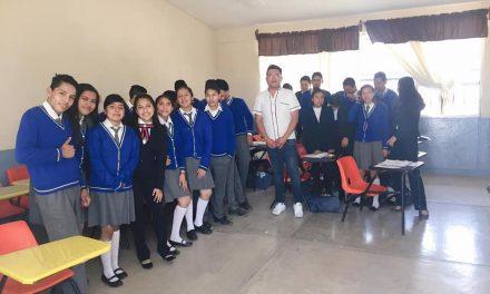 SIPINNA Zempoala ofrece Taller de Derechos Sexuales a adolescentes
