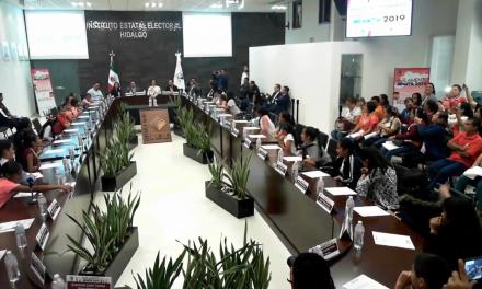 Presentaron a los integrantes del Parlamento Infantil 2019